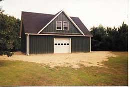 Pole Barn Photo Gallery-Kettlewell Construction Builder in