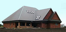 Steel Metal Roofing Contractor, Steel Metal Roof Installer for Sanilac St. Clair